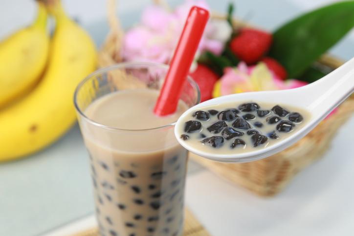 Pearl-milk-tea